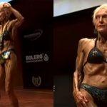 """75 år og bodybuilder – her er """"superkvindens"""" tips og tricks til at blive stærkere med alderen – Nu hylder ALLE hende!"""