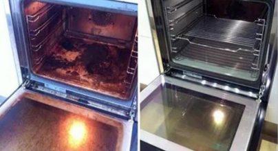 Hader du også at gøre ovnen ren? – dette simple trick gør det nemmere end nogensinde før!