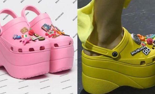 Stort kendt modehus har lavet en opdateret version af 'verdens grimmeste sko'