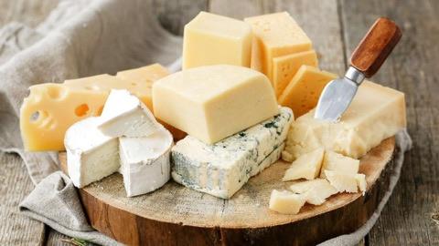 Elsker du ost? elsker du jul? - Nu kommer verdens allerførste oste-julekalender!