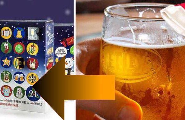 Julen er reddet for alle øl-elskere derude! - Julekalender fås nu fyldt med øl