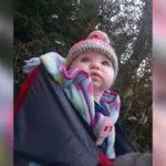 Baby hører fuglekvidder for første gang – se hendes vidunderlige reaktion