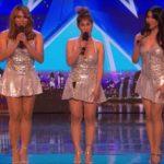 Tre utroligt smukke kvinder skal til audition – da de begynder at synge tror dommerne ikke deres egne øjne