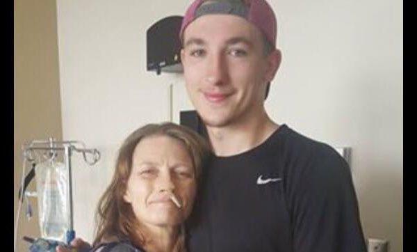 Alvorligt syg mor havde et ønske tilbage - hun ville deltage i sin søns dimensionsfest