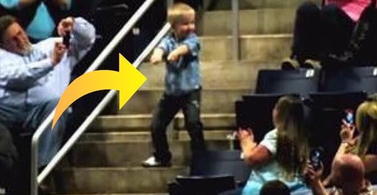 Hvad er den rigtige alder for en dreng at begynde at danse