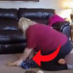 Moren satte skjult kamera op for at holde øje med barnepige: så afsløres den forfærdelige sandhed