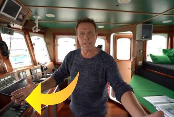 Havana er nu udskiftet - se Mikkel Beha vise rundt på deres nye skib ''Wallenberg''