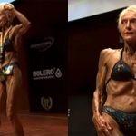 """75 år og bodybuilder – se hvad """"superkvindens"""" tips til at blive stærkere med alderen!"""