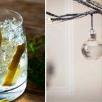 Jubii julen er reddet: Nu kan man pynte juletræet med kugler fyldt med gin!