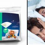 Jubii: Nu kommer den magiske pude – som får dig eller din partner til at STOPPE med at snorke!