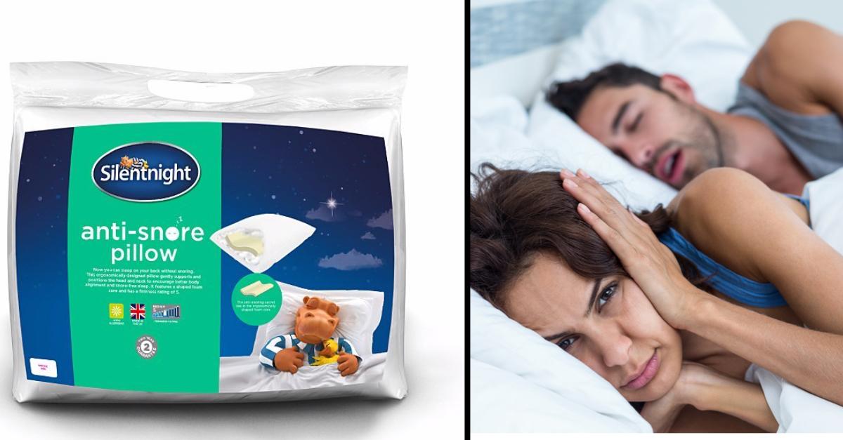 anti snorke pude