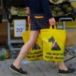 Farvel til plastiskbæreposen: Kommune udrydder nu de populære plastiskposer fra butikkerne