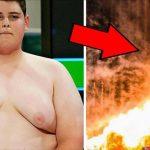 I 2008 vandt 19-årig The Biggest Loser: 9 år senere er han brandmand og ser sådan ud!
