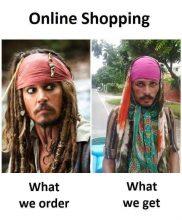 Online Shopping..
