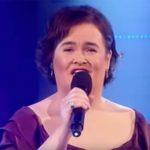 Se videoen: Susan Boyle får sin største drøm opfyldt – se hvem der dukker op og synger en duet med hende!