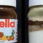 Nutellabombe: Se det afslørende viral-billede, der afslører sukker-indholdet i Nutella!