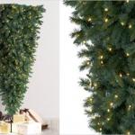 Juletræet som vender julen på hovedet – Nu deles den kreative idé som en løbeild på nettet!