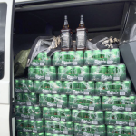 Han smuglede 1.500 liter øl ind fra Tyskland – hans undskyldning har fået hele nettet til at skrige af grin!