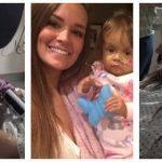 9 måneder gammel datter, er pludseligt syg – det barnepigen siger er uventet!
