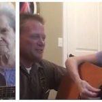 Dement mor, får en guitar i hånden og følelserne får frit spil.