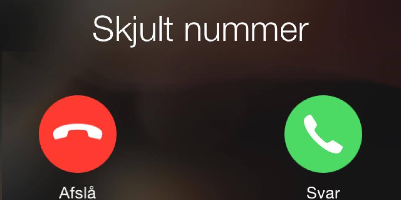 hemmelig nummer gratis telefonsex