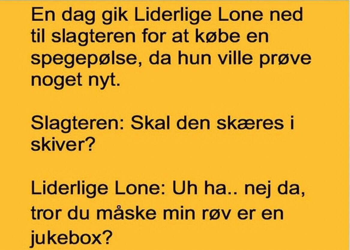 liderlige citater slagteren   Danmarks sjoveste vittigheder, Frækkeste vittigheder.. liderlige citater