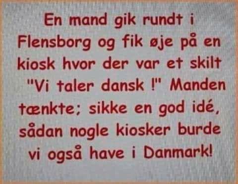 jokes på dansk