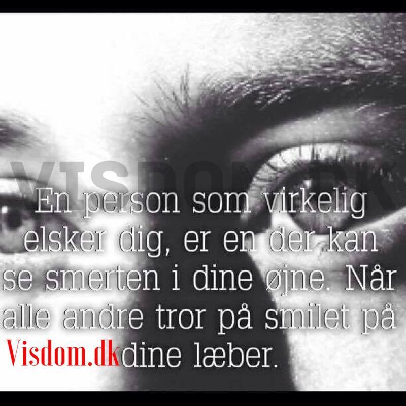 citater øjne Følelser   om følelser og kærlighed, vi er danmarks største citat  citater øjne