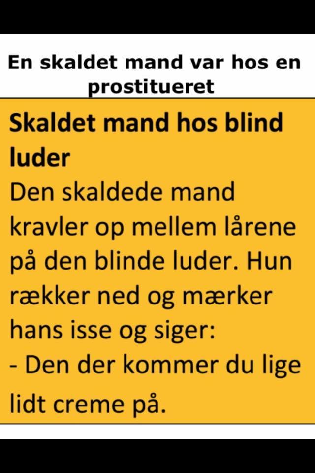 bestil en prostitueret www side dk