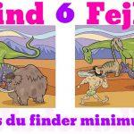 Find 6 fejl