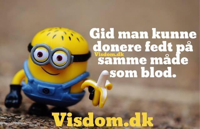 blod - Danmarks bedste humor-side Visdom.dk har samlet nordens sjoveste udvalg