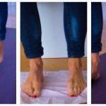 Gymnastik, dine fødder vil takke dig for – slip af med ømme fødder på få minutter!