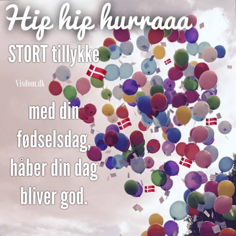 tillykke med fødselsdagen citater Hip hip   Hurraaa, Vi har de største citater om fødselsdags hilsner. tillykke med fødselsdagen citater
