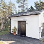 Sveriges mindste Hus til salg er kun 22 kvadratmeter – men vent til du ser det indvendigt, nettet går amok