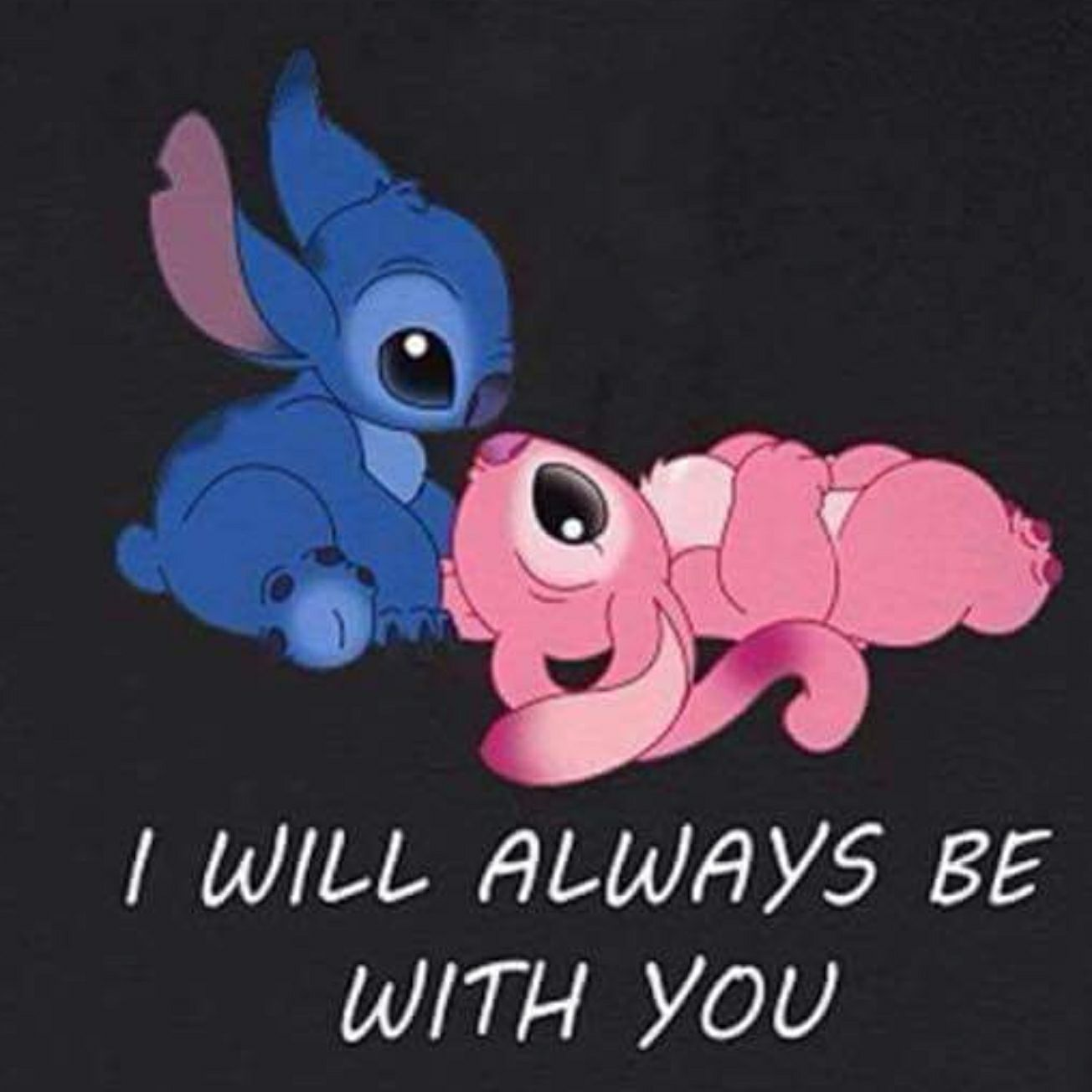 I will always be with you