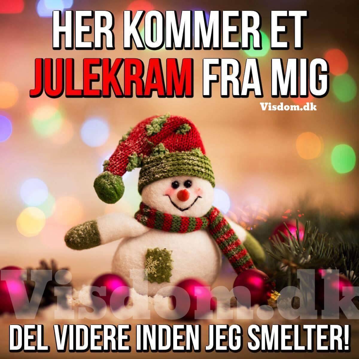 julekram