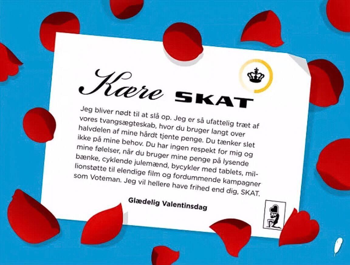 sjove citater om valentinsdag SKAT   Sjove billeder som alle kan smile og grine af. Visdom.dk  sjove citater om valentinsdag