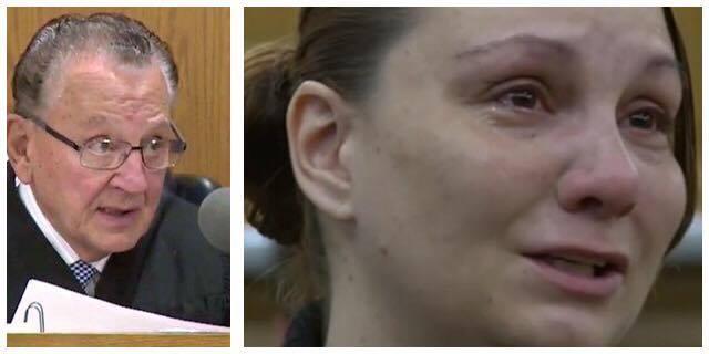 Mor bliver frikendt af dommer for ikke at betale sine parkeringsbøder, efter at have fortalt sin hjerteskærende historie.