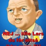 Nej lille Lars du får altså ikke mere EU..