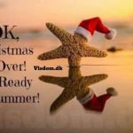 OK, Christmas is over! I'm ready for Summer!