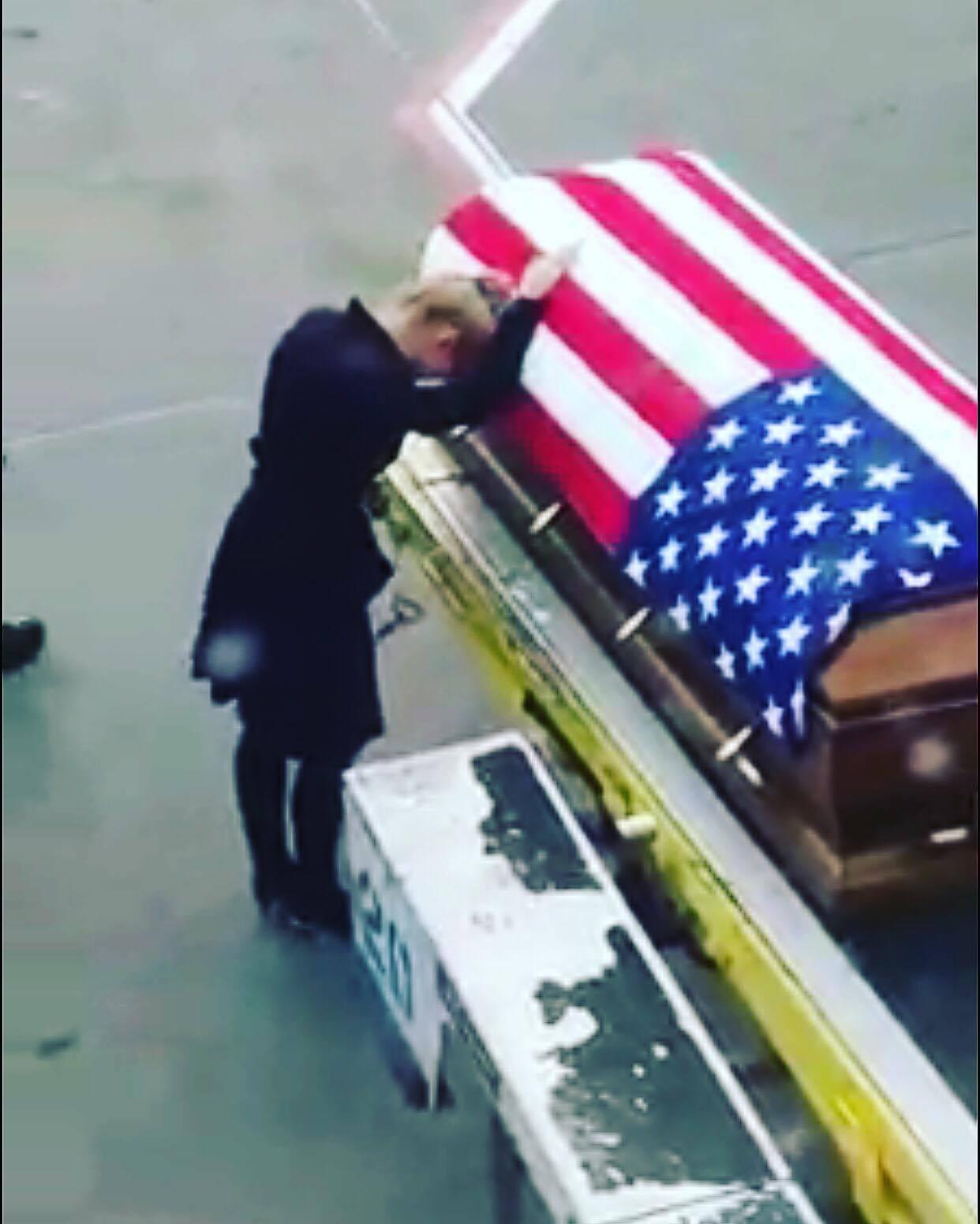 soldat død