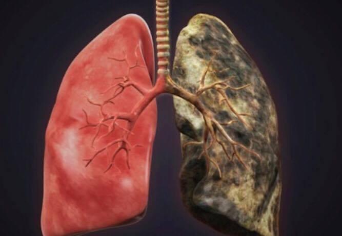 Til dem der ryger/har roeget - Denne drik renser giften ud af dine lunger!