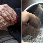 Tricktyve havde ikke gennemtænkt deres plan, da de bad 87-årige kvinde om et glas vand.