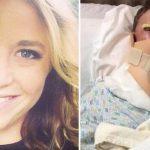 Ung løbepige fik et chok på stranden – blev slået af en flok teenagere, som ville banke babysæl