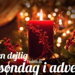 1 søndag i advent