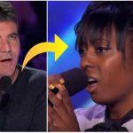 Hun vælger at dedikerer Whitney Houstons utrolige klassiker til hendes afdøde mor – dommerne bliver rørt til tårer!