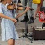 9-årige pige spiller Despacito på hendes violin – millioner af mennesker har nu forelsket sig hendes bedårende version!