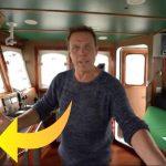"""Havana er nu udskiftet – se Mikkel Beha vise rundt på deres nye skib """"Wallenberg"""""""