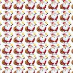 Kun et ægte geni svarer rigtigt med det samme: Kan du finde julemanden, der stikker ud?
