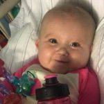 Sønderknust mor leder efter nyt hjerte til sit døende barn – hjælp med at sprede budskabet